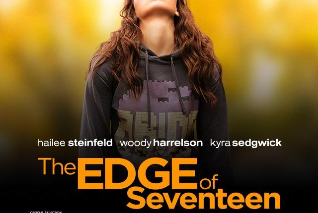 2017 Movie #13: The Edge of Seventeen(2016)