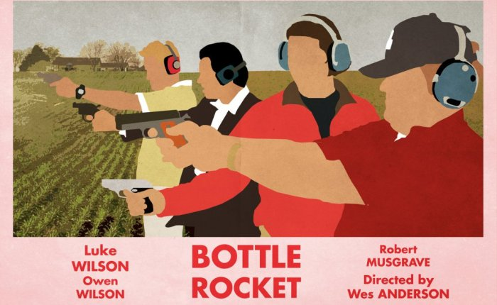 2017 Movie #9: Bottle Rocket (1996)