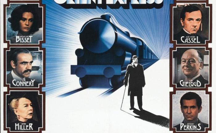 2017 Movie #6: Murder on the Orient Express(1974)