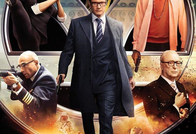 2017 Movie #2: Kingsman: The Secret Service(2015)