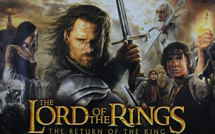 2017 Movie #12: The Lord of the Rings: The Return of the King (2003)
