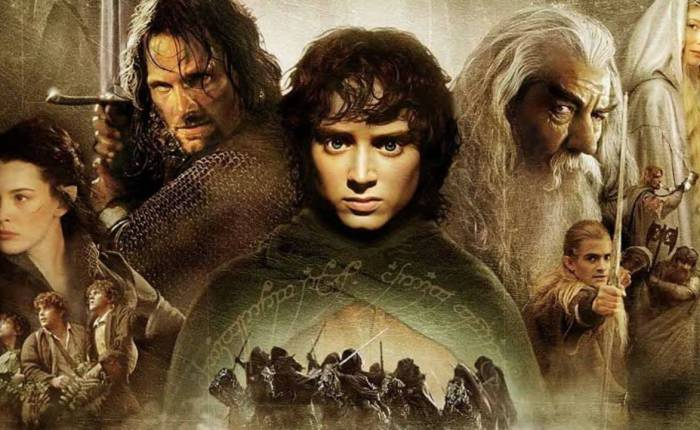 2017  Movie #10: The Lord of the Rings: The Fellowship of the Ring (2001)