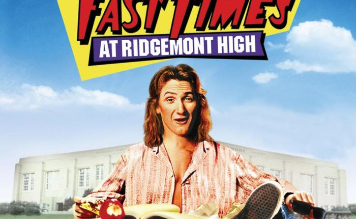 2017 Movie #25: Fast Times at Ridgemont High(1982)