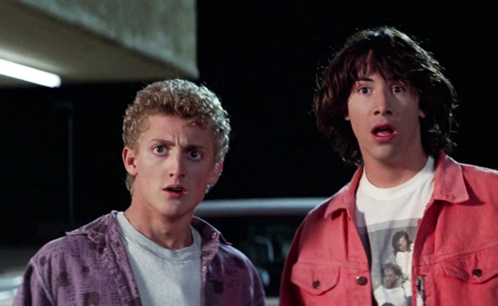 2017 Movie #24: Bill & Ted's Excellent Adventure(1989)