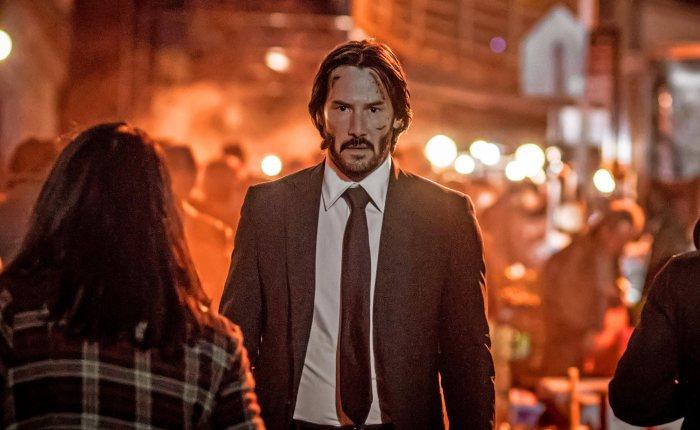 2017 Movie #19: John Wick: Chapter 2 (2017)