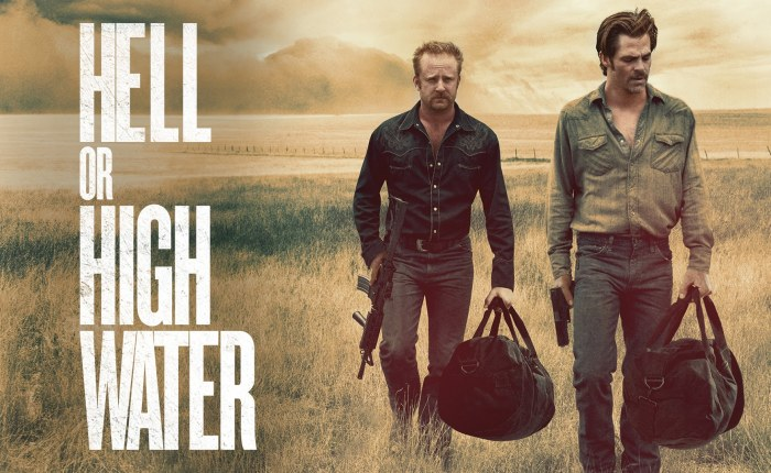 2017 Movie #26: Hell or High Water (2016)