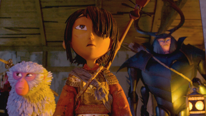 2017 Movie #31: Kubo and the Two Strings (2016)