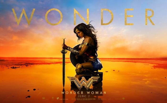 2017 Movie #42: WonderWoman