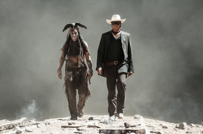 2017 Movie #48: The Lone Ranger
