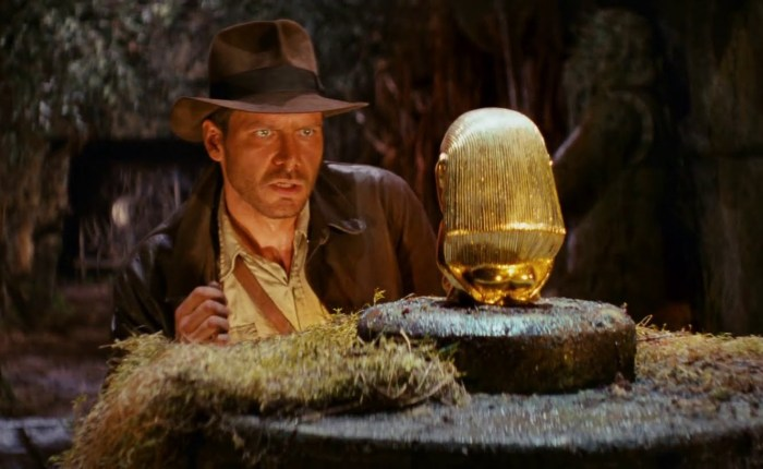 2017 Movie #49: Raiders of the Lost Ark(1981)