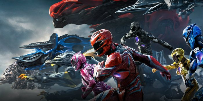 2017 Movie #47: Power Rangers