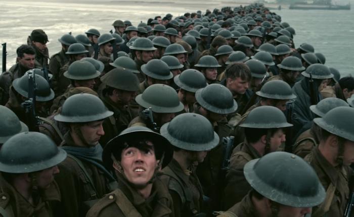 2017 Movie #68: Dunkirk(2017)