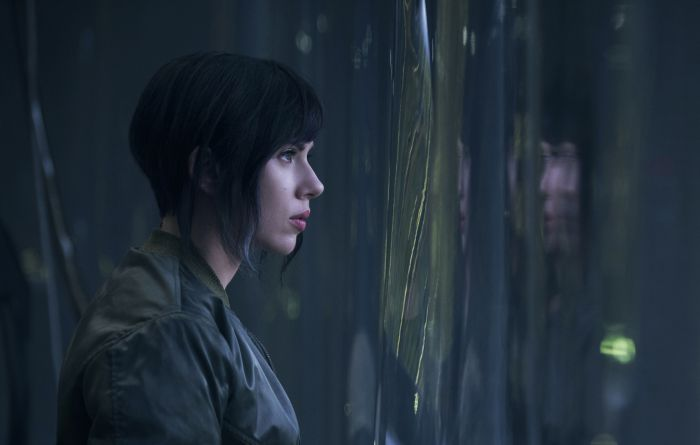 2017 Movie #60: Ghost in the Shell (2017)