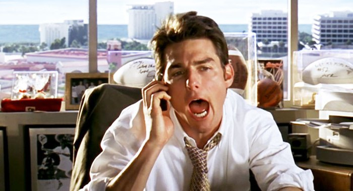 2017 Movie #55: Jerry Maguire(1996)