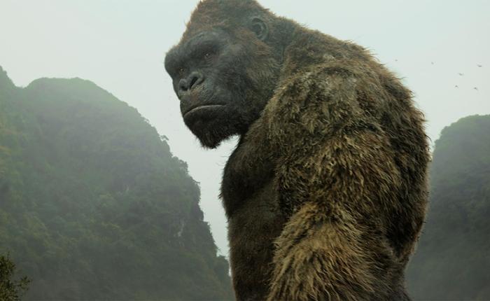 2017 Movie #56: Kong: Skull Island(2017)