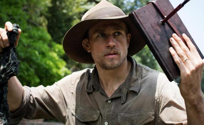 2017 Movie #54: The Lost City of Z(2016)