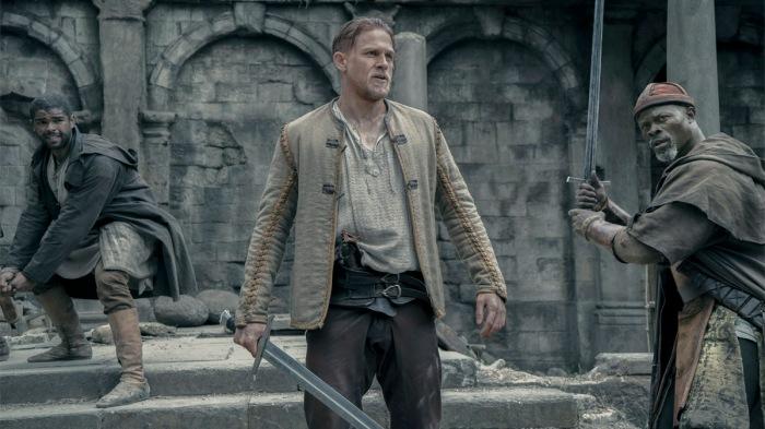 2017 Movie #71: King Arthur: Legend of the Sword(2017)