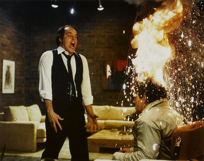 2017 Movie #72: Scanners(1981)