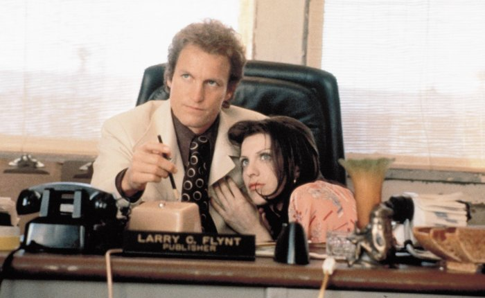 2017 Movie #83: The People vs. Larry Flynt(1996)