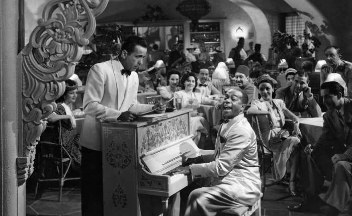 2017 Movie #90: Casablanca(1942)
