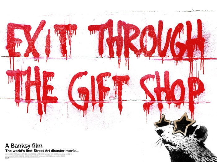 2017 Movie #104: Exit Through the Gift Shop (2010)