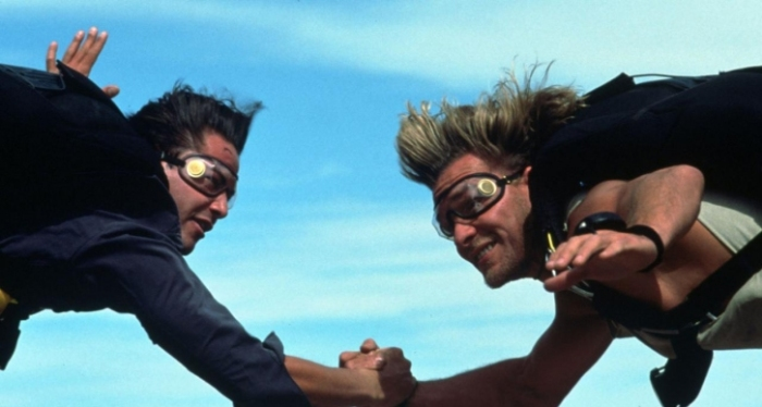 2017 Movie #106: Point Break (1991)