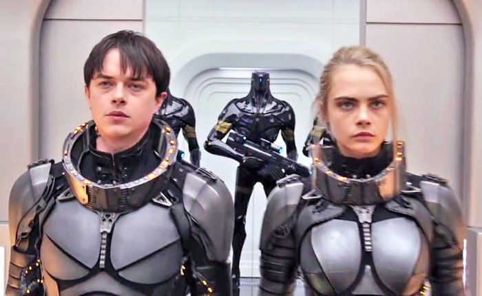 2017 Movie #125: Valerian and the City of a Thousand Planets(2017)