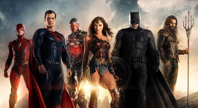 2017 Movie #130: Justice League(2017)
