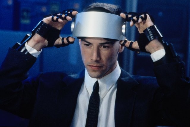 2017 Movie #128: Johnny Mnemonic (1995)