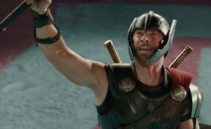 2017 Movie #117: Thor: Ragnarok (2017)