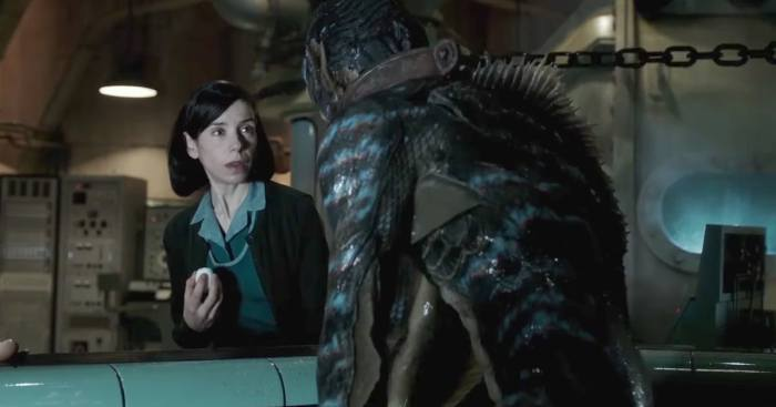 The Shape of Water(2017)